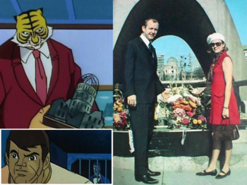 原爆の日に思い出す、アニメ番組『タイガーマスク』と原爆ドーム