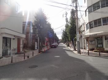 田園調布商店街の坂.png
