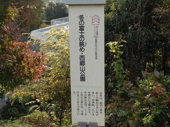 富士山も見える公園