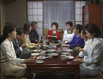 大吉(藤岡琢也)には5人の娘がいます